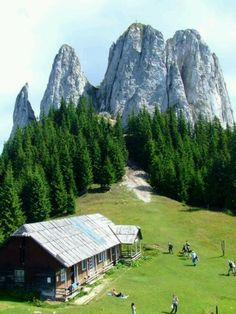 Romanian countryside .... http://www.travelbrochures.org/202/europa/tour-guide-for-romania