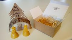 Welsh Ladies Beeswax Candles