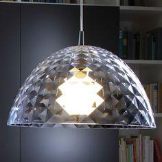 Koziol Stella M Hanging Lamp - Anthracite