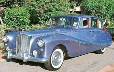 Chassis B300CK (1956) Saloon by Hooper (design 8430)