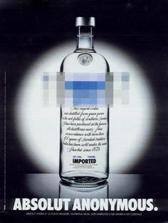 absolut vodka - my old-time favorite!