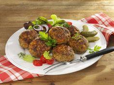 Frikadelle ist ein Rezept mit frischen Zutaten aus der Kategorie Fleisch. Probieren Sie dieses und weitere Rezepte von EAT SMARTER!