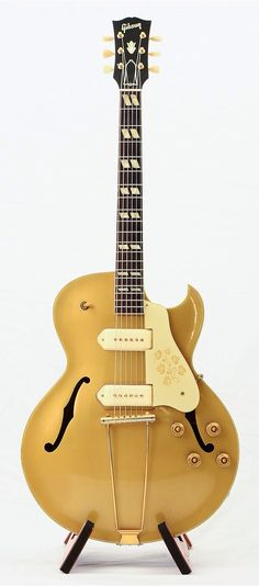 GIBSON ES-295 1954 | Guitar - <3'd by Stringjoy Custom Guitar & Bass Strings. Create your signature set today at Stringjoy.com #guitar #guitars #music