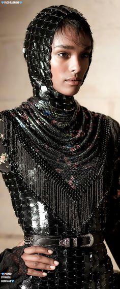 Metal Fashion, Gold Fashion, Paco Rabanne, Silver, Saudi Arabia, Middle East, Money