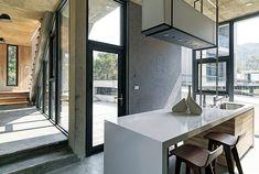 三代同堂的自地自建!新竹 140 坪清水模雙棟環保宅 - DECOmyplace
