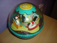Fisher-Price Roly Poly Chime Ball