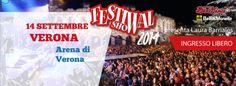 Festival Show 2014, finale all'Arena di Verona @gardaconcierge