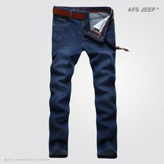 New Autumn Famous Men Slim Jeans Men Street Cotton Jeans Homme Soft Pencil Pants Long Jeans Trousers