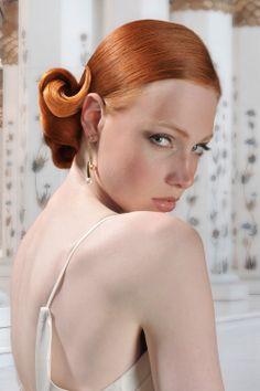 Photo Ghielen Frank Hair William De Ridder  Designer Vankets Nicky  Products Paul Mitchell