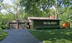 B.E.L.T. (Kansas Mid-Century Modern Homes, Part 1 In the...)