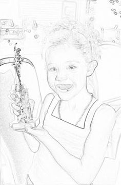 Cute Create Coloring Book 84 Photos to Coloring Pages
