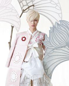 端午, Vogue Korea May 2013