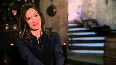 Into the Woods Emily Blunt Baker´s Wife Behind the Scenes Movie Interview