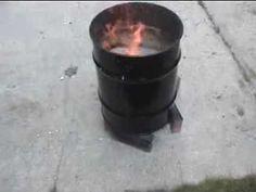 ▶ Lynx Wood Gasifier Monotube Boiler 09 - YouTube