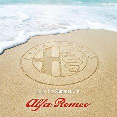 Summer of 2015 - adv Alfa Romeo Logo, Alfa Romeo Cars, Fiat Abarth, Ads, Sport, Love, Conan, Brochures, 4 Life