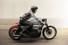 Harley Davidson Sportster...yepp, I own one. And yes, I am a badass