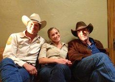 Longmire - Bailey Chase, Katie Sackoff & Robert Taylor