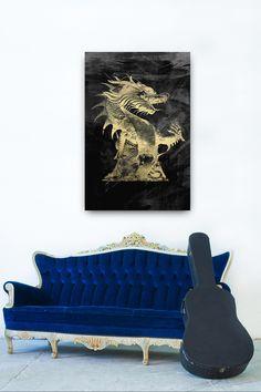 Dragon Wall Art   HauteLook