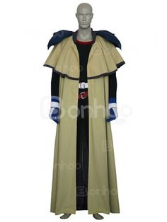 Outlaw Star Cosplay Costume