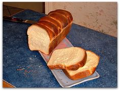 Un dimanche a la campagne: pain au lait
