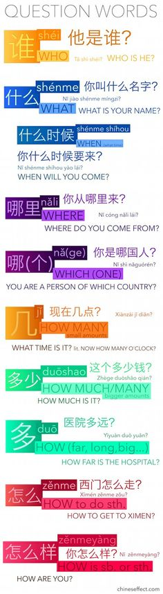 Question in Chinese. … More