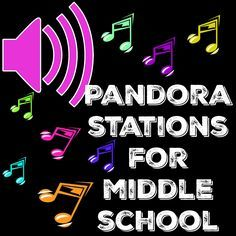 Mskcpotter: Pandora Stations for the middle school classroomYou can find Middle school and more on our website.Mskcpotter: Pandora Stations for the middle school classroom Middle School Music, Middle School Reading, Middle School English, Middle School Classroom, Middle School Science, Beginning Of School, Math Classroom, Classroom Organization, Classroom Management