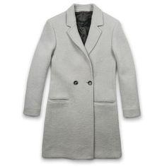 The Porter Coat in Italian Alpaca Wool