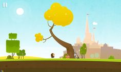 Screenshots of the Tiny Thief for Android tablet, phone.