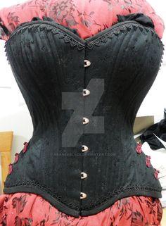 black+brocade+coutil+1+by+AraneaBlack.deviantart.com+on+@DeviantArt