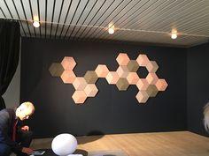 BeoSound Shape Casa Milano, Wall Design, House Design, Modern Bedroom Design, Studio Design, Wall Patterns, Home Studio, Entertainment System, 3d Wall