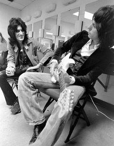 Joe Perry & Jeff Beck