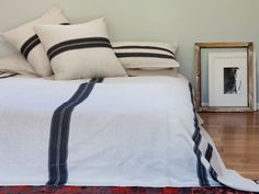 Mungo - Designed - Woven - Made in South Africa Bed Linen, Linen Bedding, Gift Tree, South Africa, Fabrics, African, French, Bedroom, Furniture