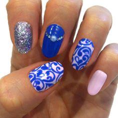 Poni Tokyo Nails #nail #nails #nailart