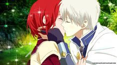 Anime Snow White With The Red Hair Zen Wistalia Clarines Shirayuki Wallpaper