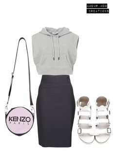 """""""Parisamour"""" by mots94 on Polyvore featuring Kenzo and Theory"""