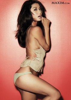 grace park in her panties