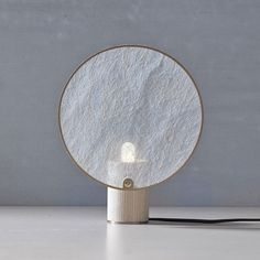 Table lamp lighting, Round table lamp, Retro table lamps, Lamp light, Small tabl… - All For Lamp İdeas Cool Lighting, Lighting Design, Retro Table Lamps, Stone Lamp, Inspiration Design, Led Floor Lamp, Lamp Design, Home Interior, Light Decorations