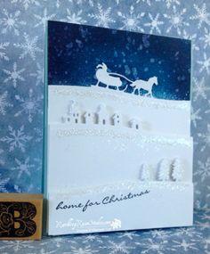 Home For Christmas... | Rambling Rose Studio | Billie Moan