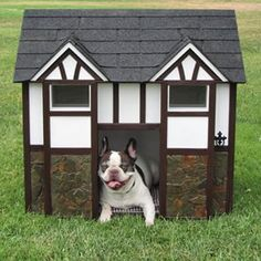 """""""Welcome to my humble abode."""" 