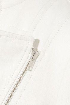 Ann Demeulemeester - Jersey Blazer - White - FR42
