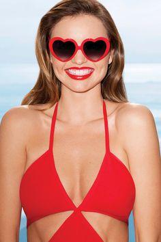 Miranda Kerr covers BAZAAR's February issue—see the full fashion shoot: