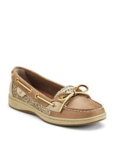 Sperry Top-Sider Boat Shoes - Angelfish