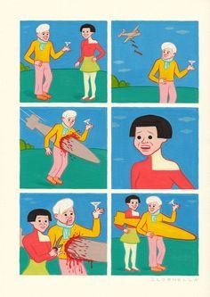 Joan Cornella Comics.... - .