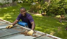Clean your gutters.