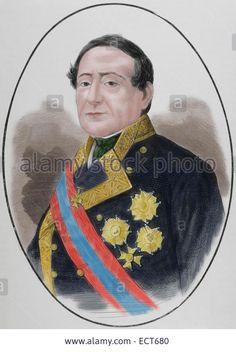 26º Capitán General de la Armada Española. Juan José Martínez de Espinosa y Tacón 1872