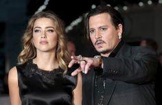 5月25日、複数の米メディアによると、米人気俳優ジョニー・デップさん(右)の妻で - Yahoo!ニュース(ロイター)
