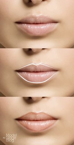 How to perfectly apply lip liner on full lips My Beauty, Beauty Make Up, Beauty Secrets, Beauty Hacks, Hair Beauty, Beauty Tips, Lipstick Dupes, Lipstick Shades, Matte Lipstick
