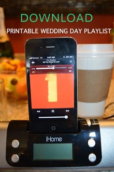 The absolute best Wedding Day Playlist for getting ready!!