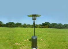 £79.99 Gas Patio Heater & Cover Mighty Deals