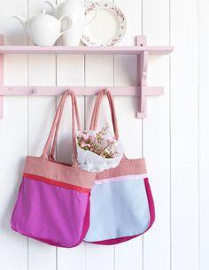 A summer bag ...